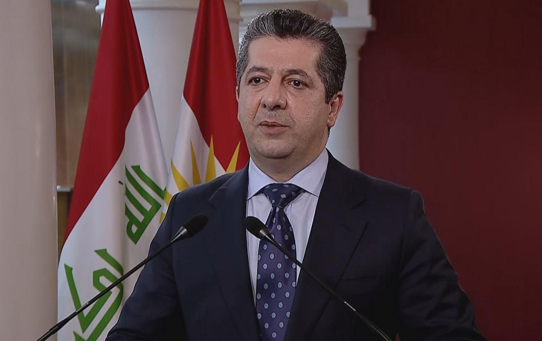 """Başbakan: """"Kürdistan'ın gelir kaynaklarını arttırmalıyız"""""""