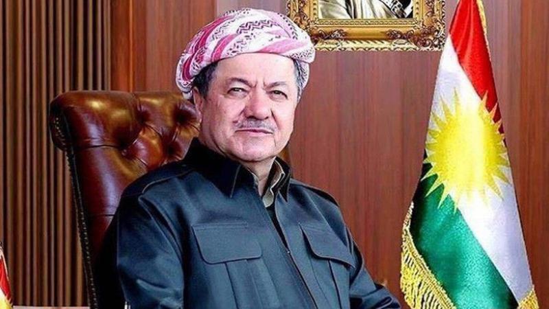 Başkan Mesud Barzani'den başsağlığı ve taziye mesajı