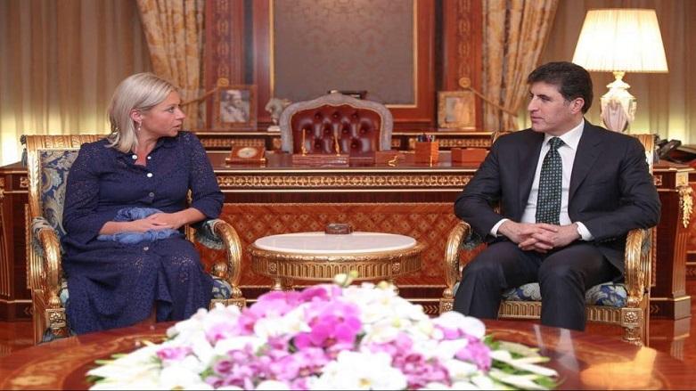 Neçirvan Barzani: Kürdistan Bölgesi tüm çözümler için hazır