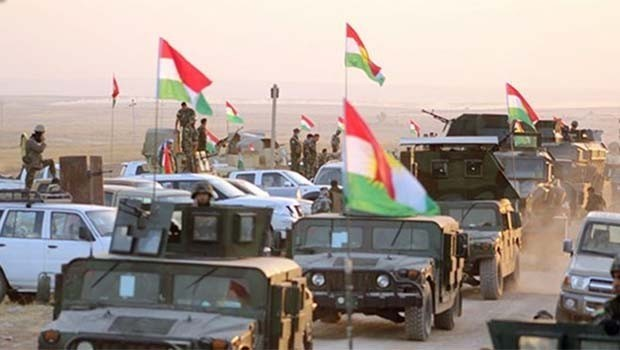 TSK operasyona ilişkin Irak'tan Peşmerge ile diyalog