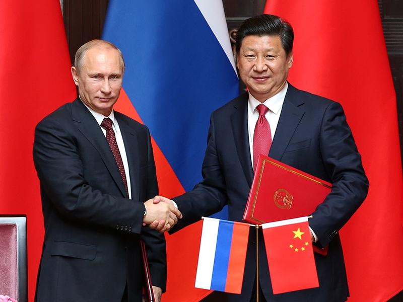 Rusya ve Çin'den işbirliği anlaşması...