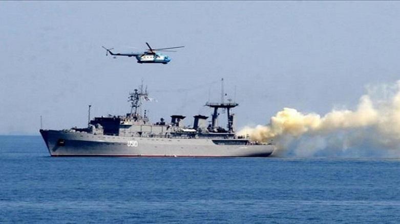 Rusya ve Suriye'den Tartus'ta ortak tatbikat