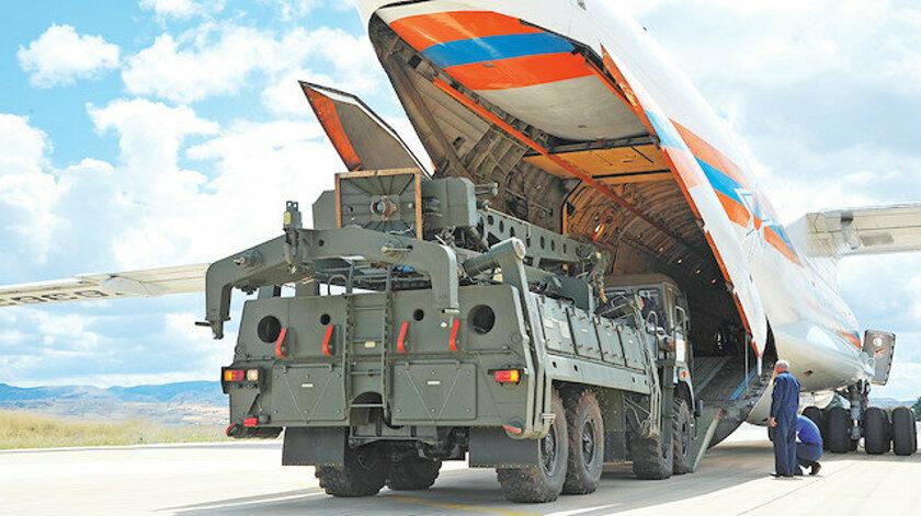 ABD'den Türkiye'nin aldığı S-400'leri satın alma hamlesi