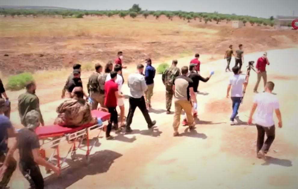 Esad rejimi ve SMO arasında esir takası