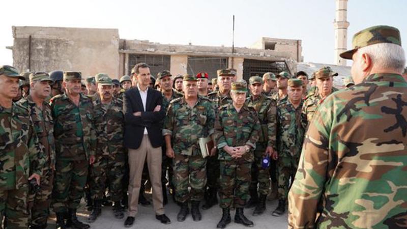Esad'ın 8 komutanı gizemli bir şekilde öldürüldü