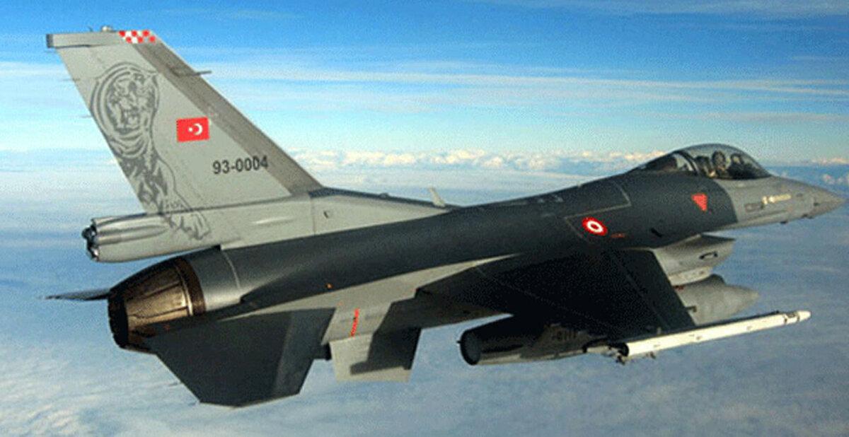 Azerbaycan: Türk F-16'ları Ermenistan sınırında uçtu