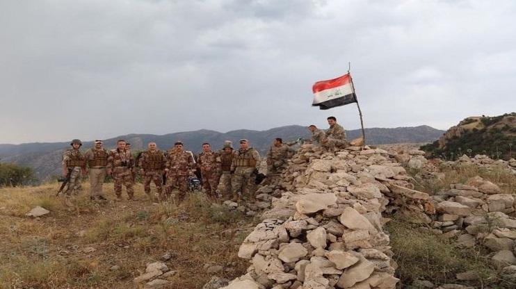 TSK ve Irak ordusu arasındaki mesafe 5 kilometreye düştü