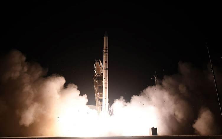 İsrail, askeri istihbarat için casus uydu fırlattı
