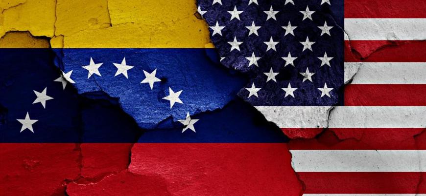 Venezuela: ABD menşeili bir uçak düşürdük...