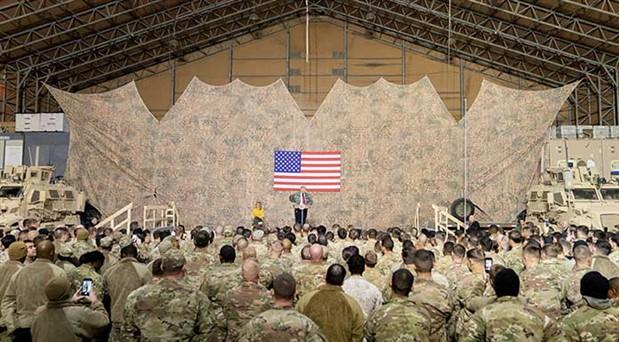 Almanya'dan ABD Kongresi'ne çağrı: Askerleri çekmeyin