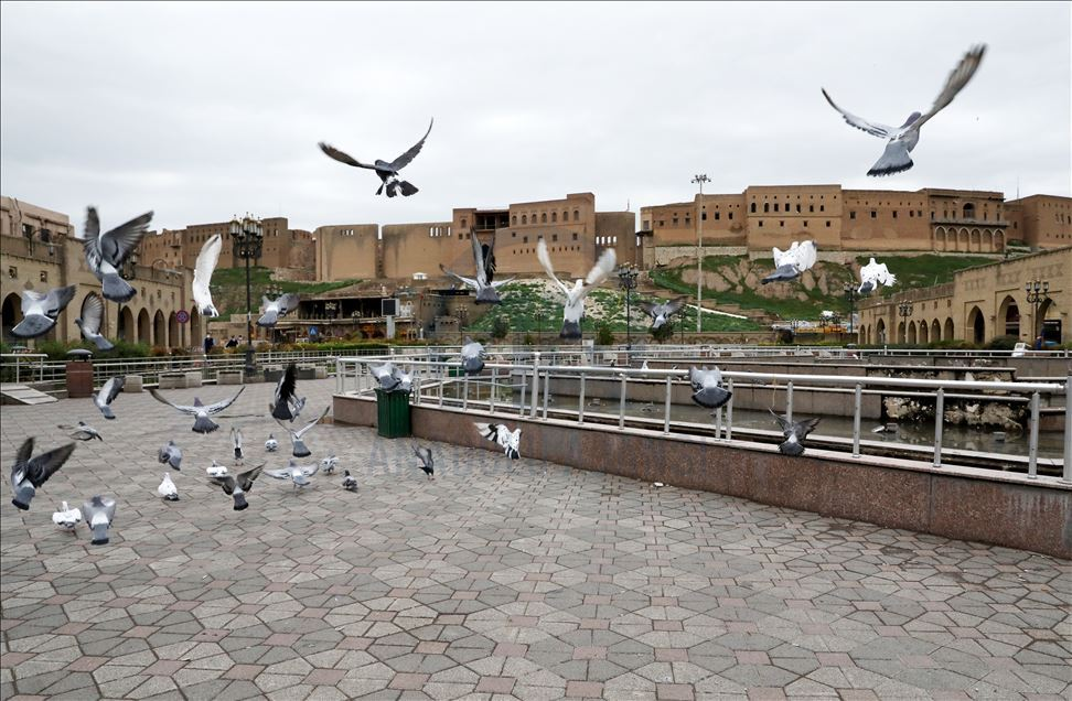 Kürdistan Sağlık Bakanlığı: Can kaybı 574'e yükseldi