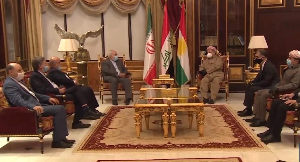 Başkan Barzani, bölgesel ve küresel sorunlara temas etti