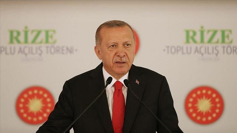 Erdoğan'dan Libya ve Doğu Akdeniz açıklaması