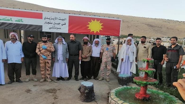 Ezidiler: PKK, Şengal'den çıkana kadar, eylemler sürecek