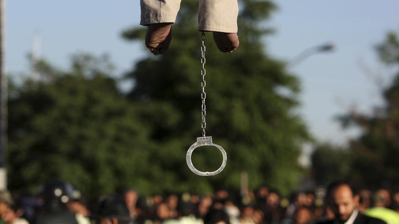 İran, Rojhılat'ta 2 Kürdü idam etti