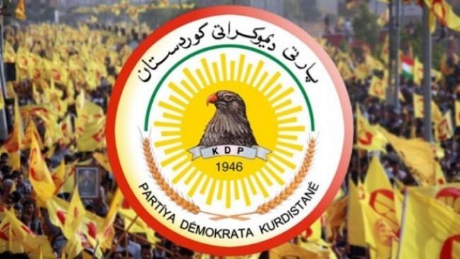 KDP'nin kuruluş yıldönümü kutlaması Erbil'de başladı