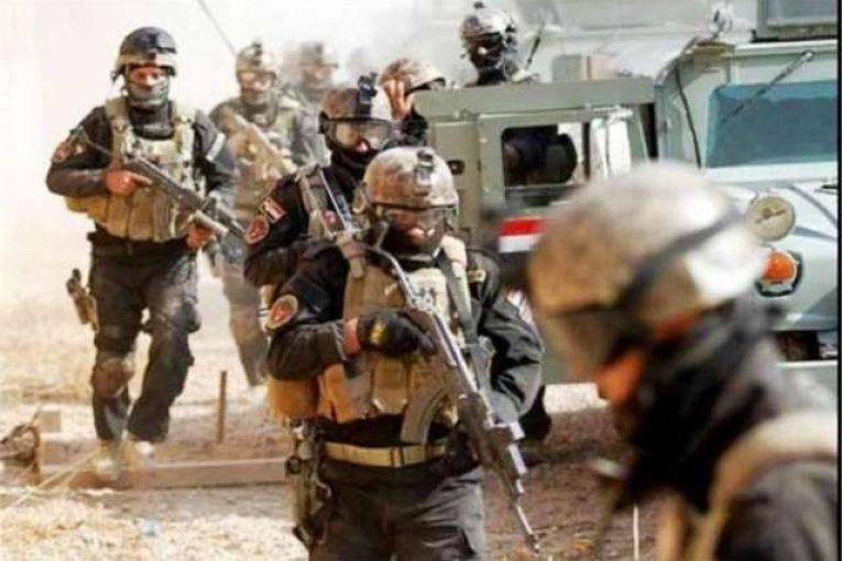 Irak ordusu, Kerkük'te IŞİD noktalarını imha etti