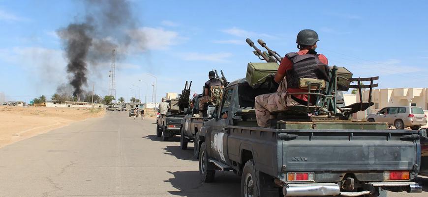 ABD'den Libya'yı 'silahsızlandırma' görüşmesi
