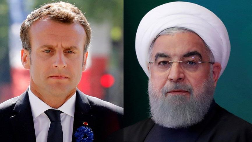 Ruhani'den Macron'a BMGK çağrısı: Tasarıyı yok sayın!