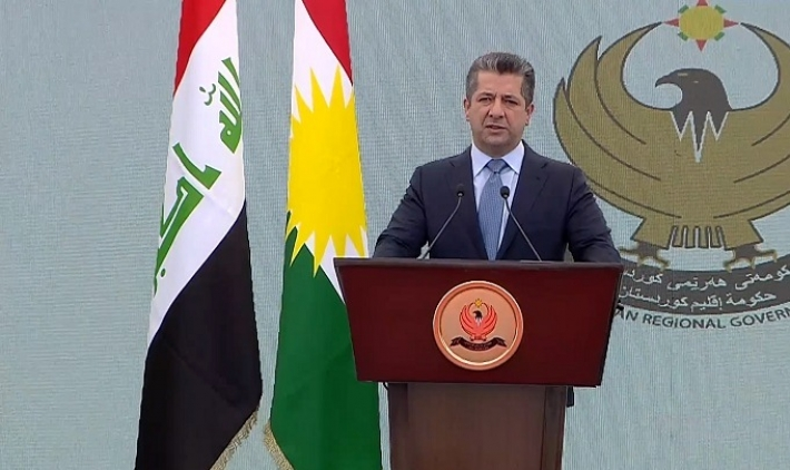 Başbakan'dan KDP ve Başkan Barzani ile ilgili mesaj