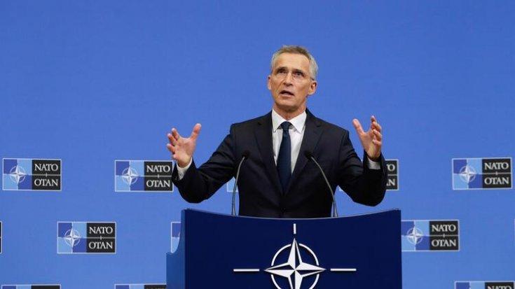 NATO'dan Doğu Akdeniz'deki krize ilişkin açıklama