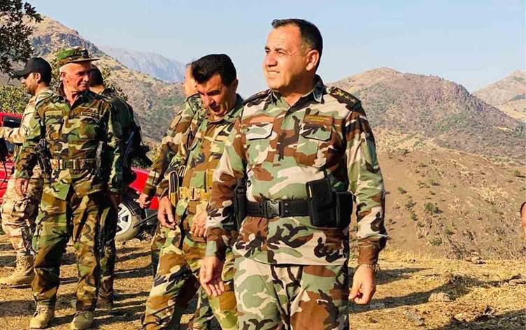 Erbil | PKK ve TSK askerleri, Peşmerge'ye ateş açtı