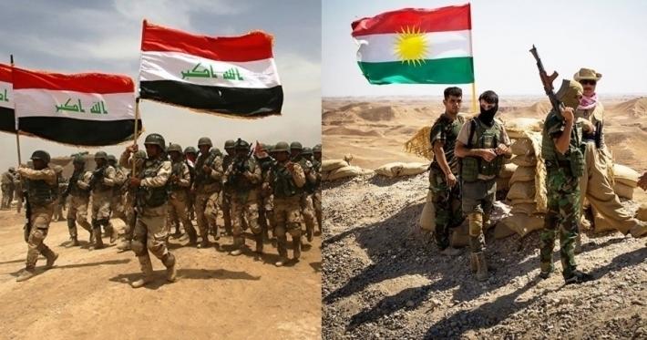 Irak ordusundan Peşmerge güçlerine yönelik açıklama