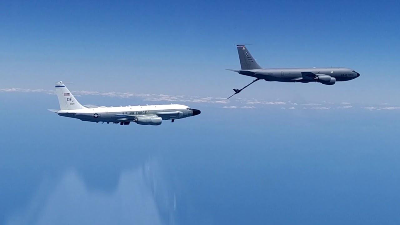 Rus jetleri, ABD'ye ait casus uçaklarını engelledi