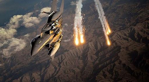 TSK'dan Haftanin, Zap ve Avaşin'e hava saldırısı