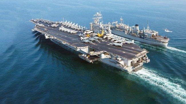 ABD'den Doğu Akdeniz hamlesi: Deniz üssü gönderiyor