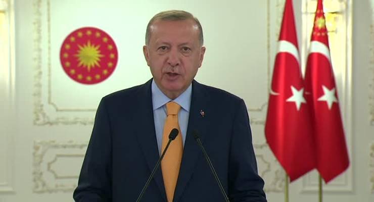 Erdoğan'dan Doğu Akdeniz açıklaması: Kimseye yedirmeyiz!