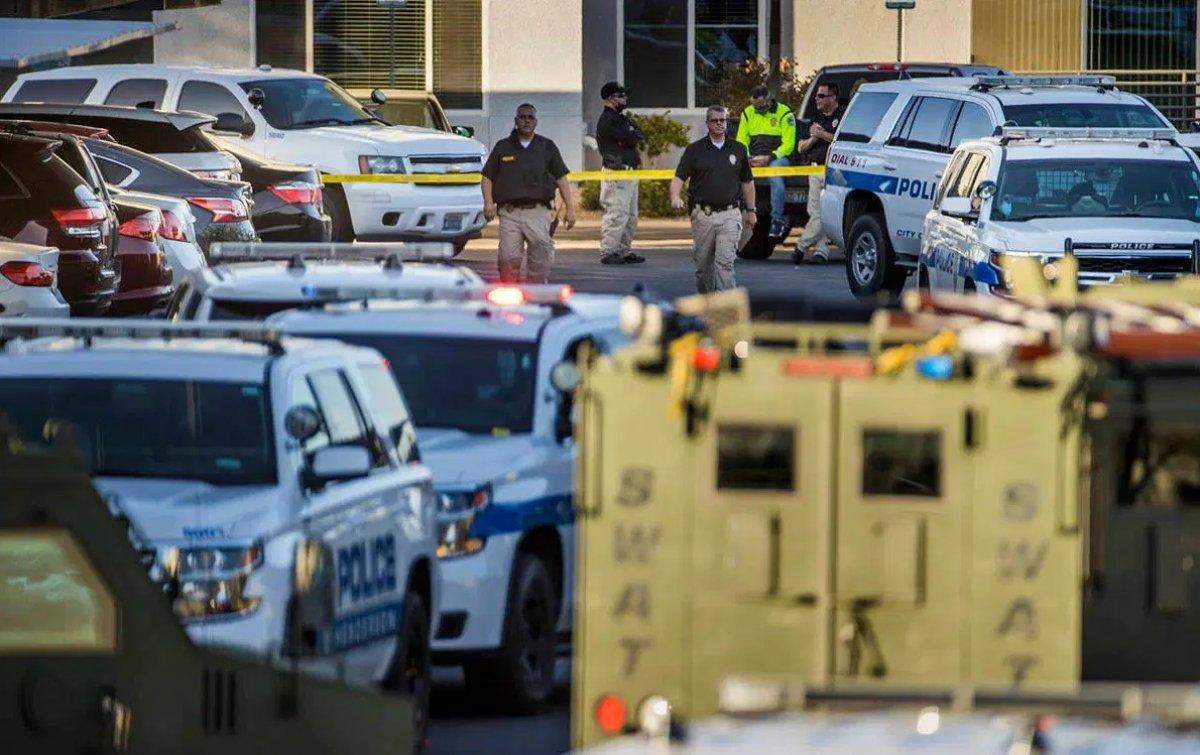 ABD'de silahlı saldırı: 1 ölü, 4 yaralı...