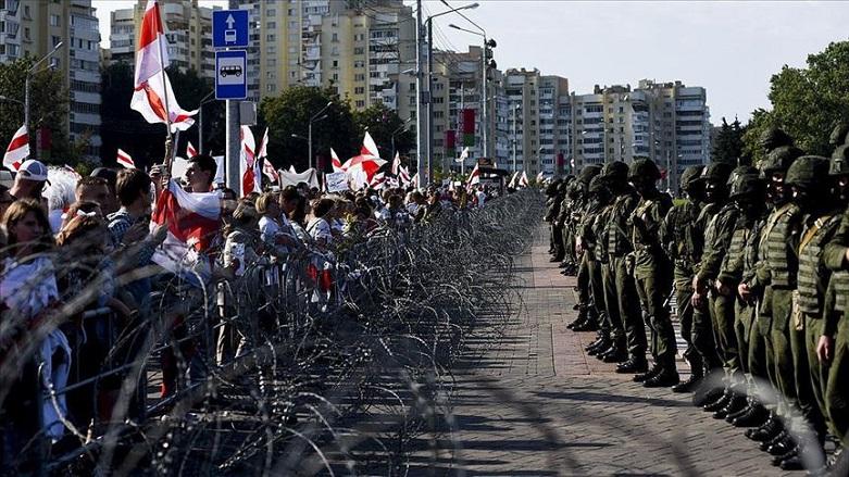 ABD'den Belarus'taki vatandaşlarına çağrı: Stok yapın!