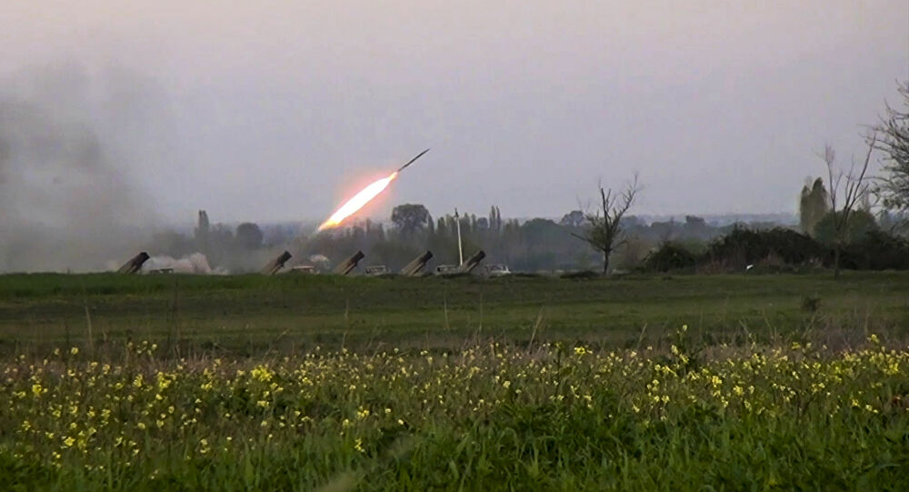 Washington: Karabağ'da dış müdahaleler durdurulmalı...