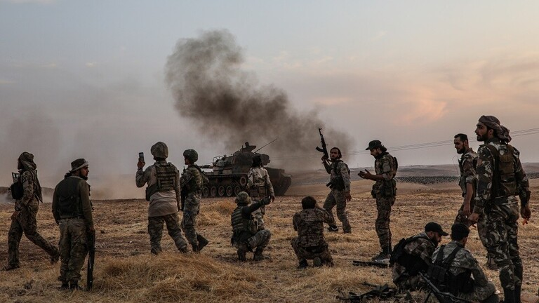 SOHR: SMO, Ayn İsa'da DSG'ye saldırdı, 18 ölü...