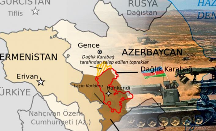 Azerbaycan'dan Fransa'ya Karabağ'a ilişkin nota verildi