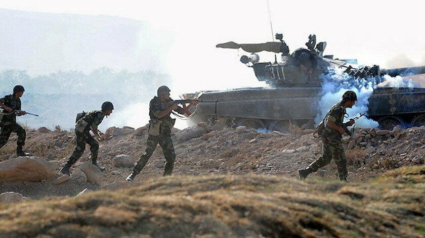 Ermenistan: 16 asker öldü, 100'den fazla yaralı...