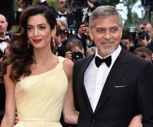 Clooney, 14 arkadaşına 1'er milyon dolar dağıttı