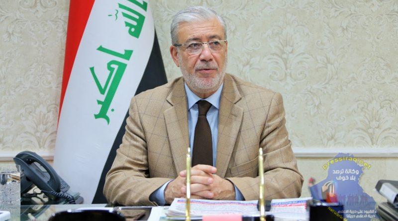 Haddad: Kürdistani bölgelerle ilgili resmi yazı gönderdik