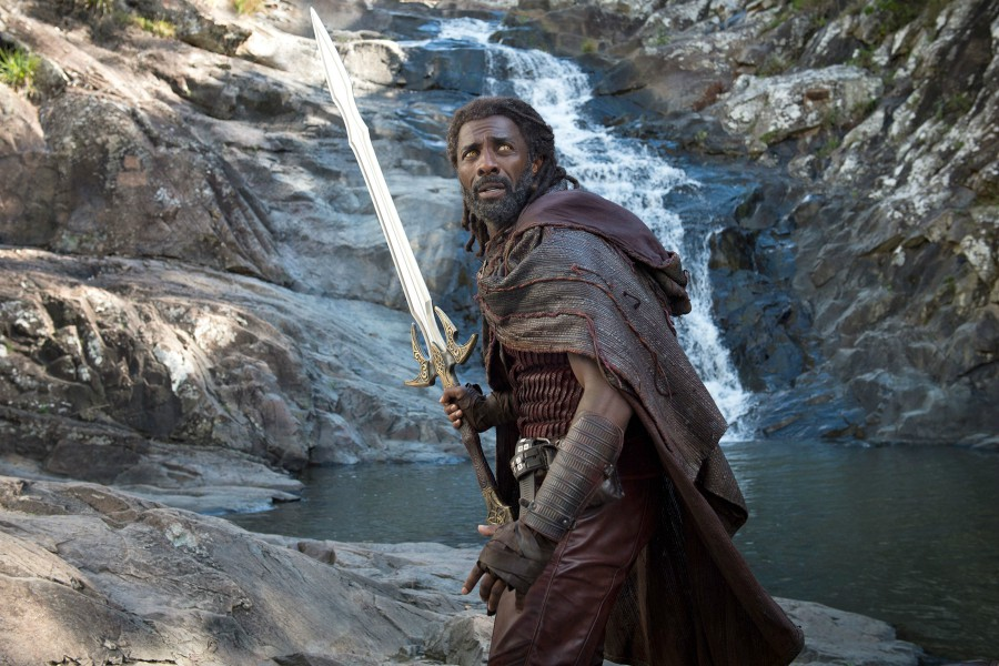 Idris Elba'nın yeni projesi belli oldu