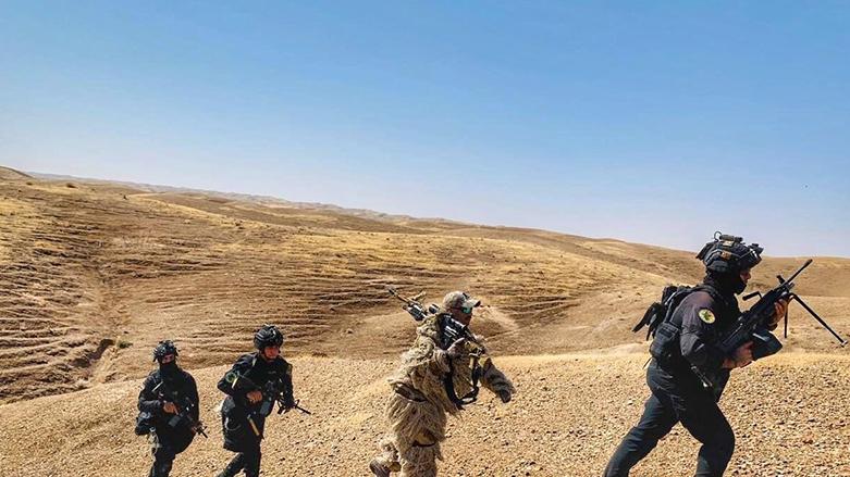 Irak'ta IŞİD'e operasyon: Diyala sorumlusu yakalandı
