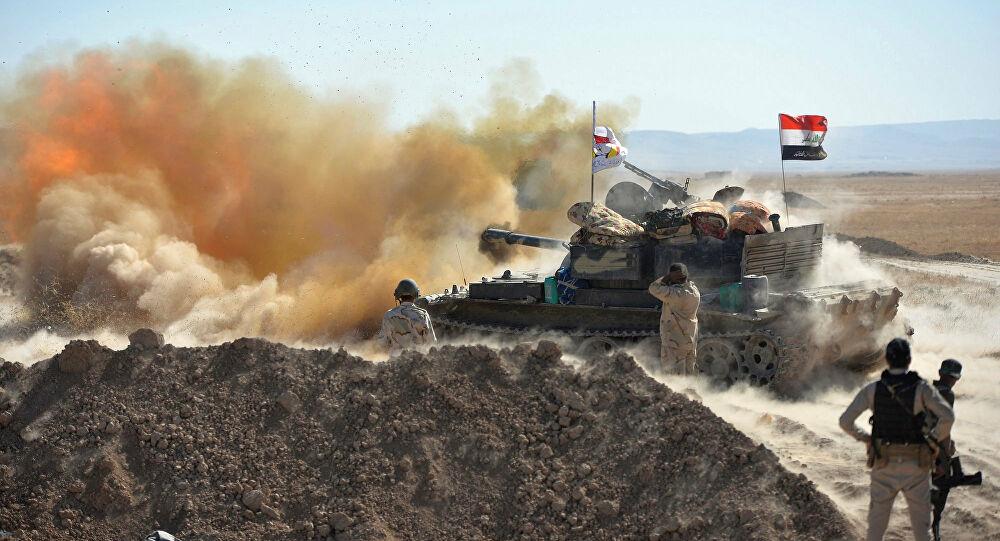 Salahaddin'de Irak ordusuna saldırı: 2 komutan öldürüldü
