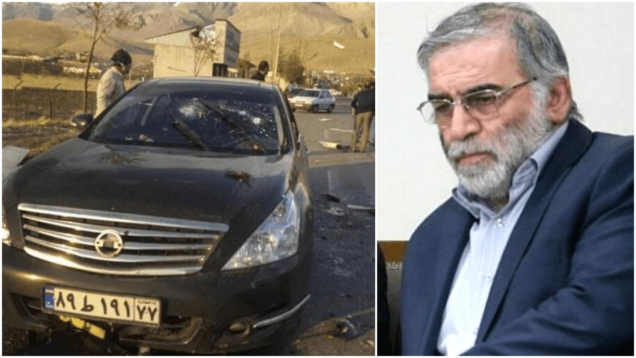 İran'dan suikast ile ilgili İsrail'e suçlama!