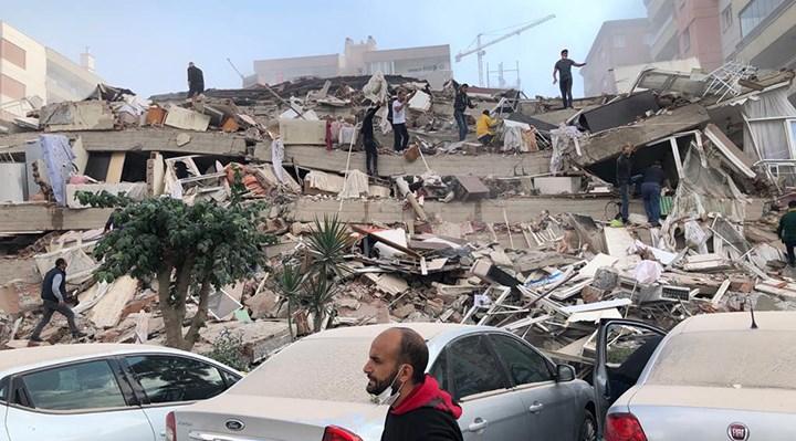 İzmir'de bilanço artıyor: 6 kişi hayatını kaybetti, 202 yaralı