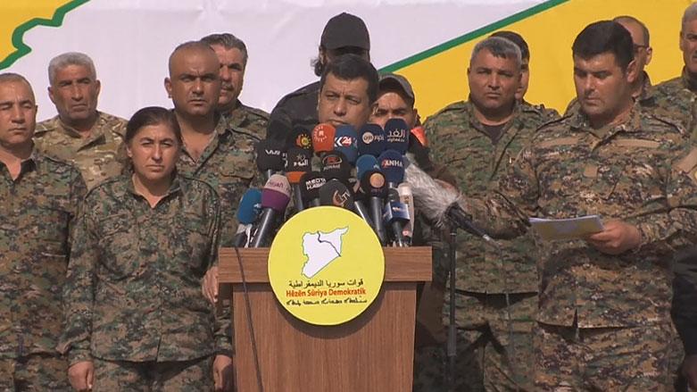 Kobani: Rojava'daki PKK kadrolarının çekilme süreci başladı