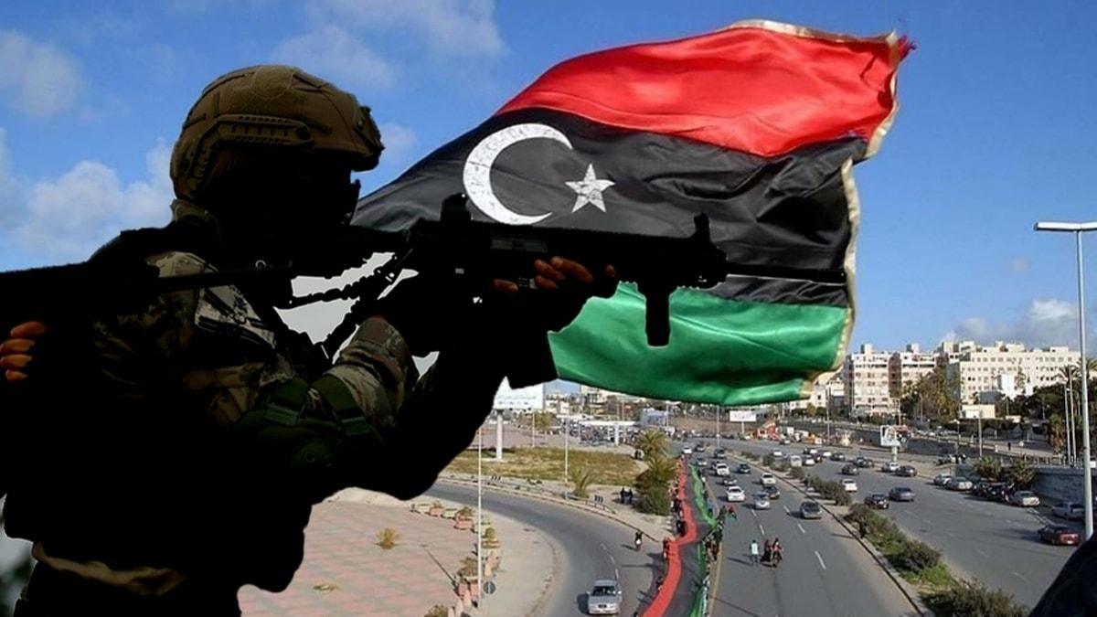 Libya hükümeti ve Hafter, ilk defa Libya'da toplanacak