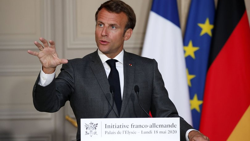 Macron'dan Türkiye ile ilgili Karabağ iddiası