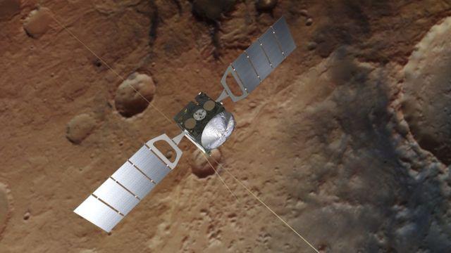 Mars'ta yeni keşif: Yer altı gölleri tespit edildi