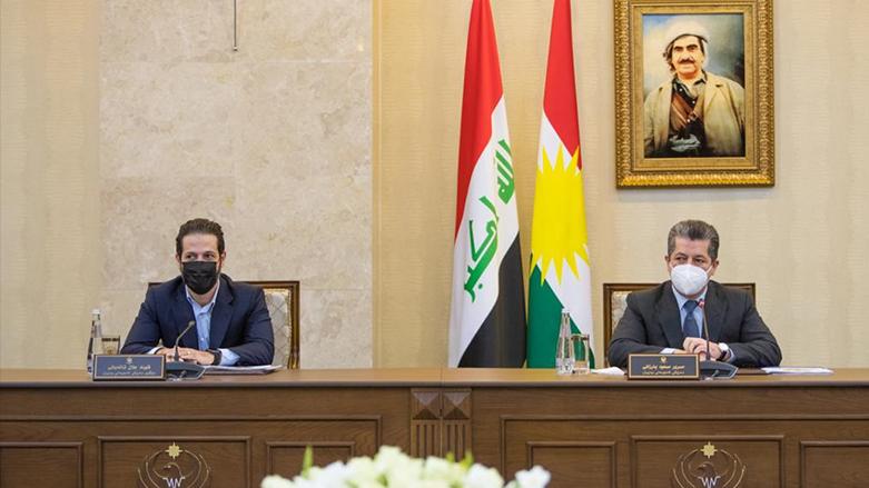 Başbakan, müzakere heyetiyle anayasal ve mali konuları görüştü