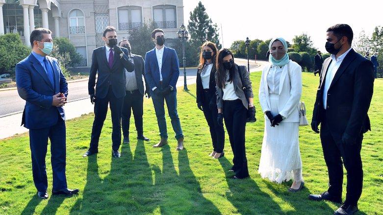 Başbakan, gençlerle bir araya geldi: Birlikte daha güçlüyüz!